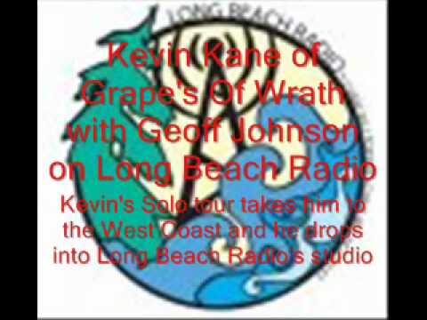Kevin Kane on Long Beach Radio June 17 2010