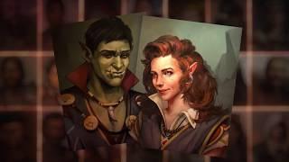 Pathfinder: Kingmaker -  Feature Trailer [IT]
