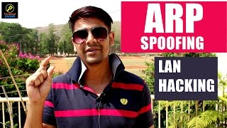 What is ARP Spoofing ? | Address Resolution Protocol | EXPLAINED IN HINDI