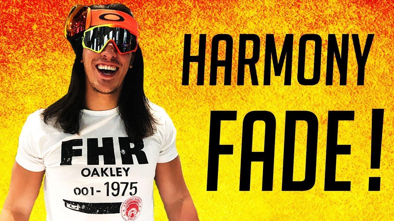 oakley harmony fade airbrake xl