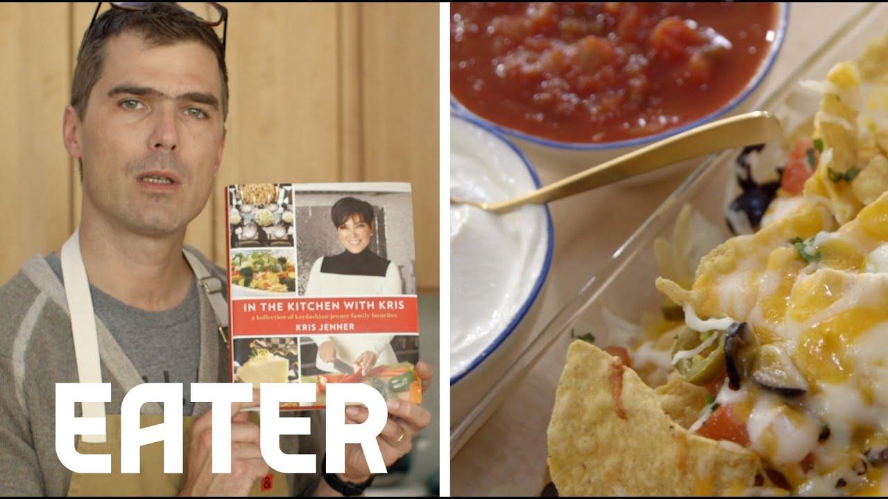 hugh acheson makes nachos like kris jenner - youtube