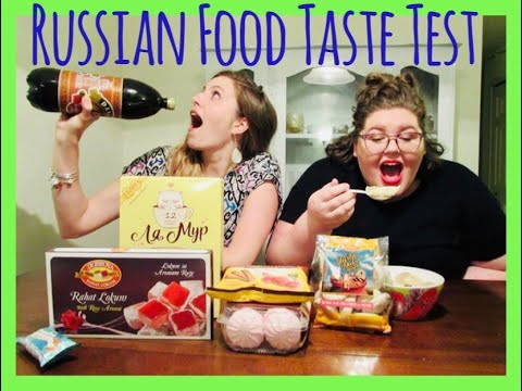 RUSSIAN FOOD Taste