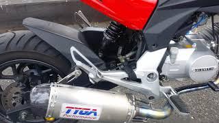 Motrac urban skyteam 125cc YX