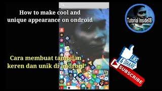 Cara Membuat Tampilan Keren dan Unik di Android