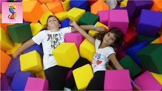 Fly Kids  ОБЗОР (г.КАМЕНСКОЕ) Флай Кидс-парк активного отдыха