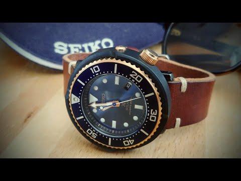 """Seiko Prospex Lowercase """"Solar-Tuna"""" SBDN026 Vorstellung deutsch"""