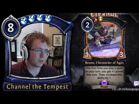 Eternal Card Breakdowns - Brenn, Chronicler of Ages