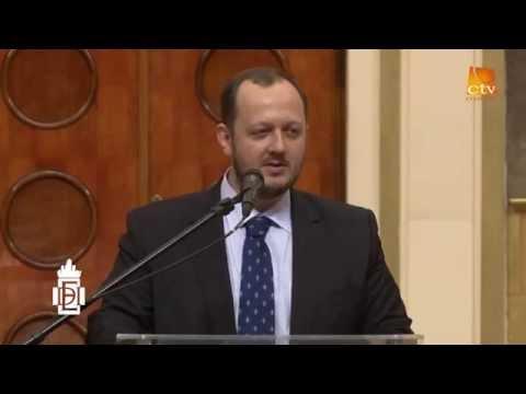 Conferința Edictum : Adrian Papahagi - Plutarh, Shakespeare și Iisus Hristos