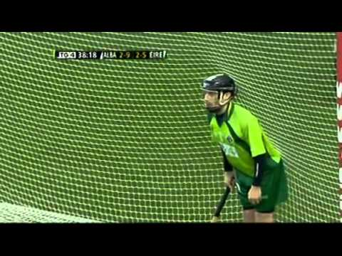 Ireland vs Scotland Hurling/Shinty International 2010