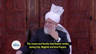 This Week with Huzoor - 15th February 2019