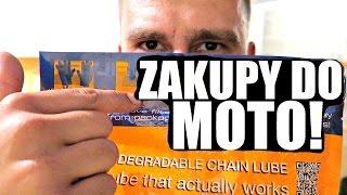 Motocyklowe Zakupy i Mieszanka Paliwa do KTM - Polski Motovlog