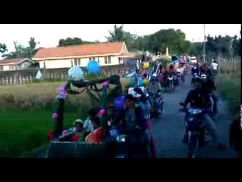 Parada Para sa Kapistahan ng Brgy.Sta.Lucia,San Miguel,Bulacan