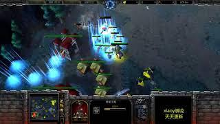 最关键的三英雄 魔兽争霸xiaoy解说ThorZaIN Sonik