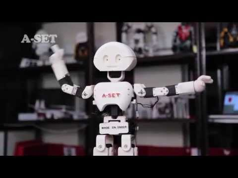 What this Robot does will make your Jaw Drop