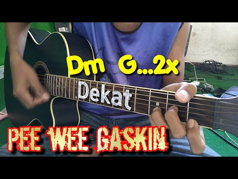 Download PEE WEE GASKIN - DEKATKUNCI GITAR DAN By Tokey tky Mp4 baru