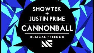 Showtek & Justin Prime - Cannonball(akcent-kylie, Dj Tim V Cannonball remix)