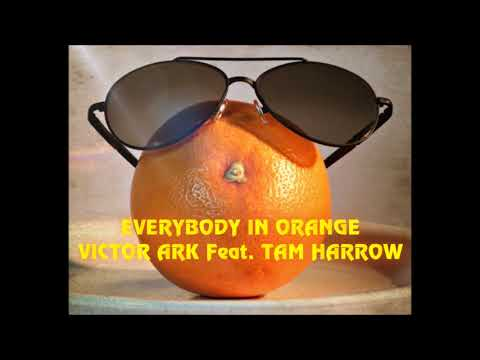Everybody In Orange - Victor Ark (Feat. Tam Harrow) Italo Disco English Adaption Movimiento Naranja
