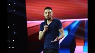 Emanuel Drăguț, moment excepțional de stand up comedy