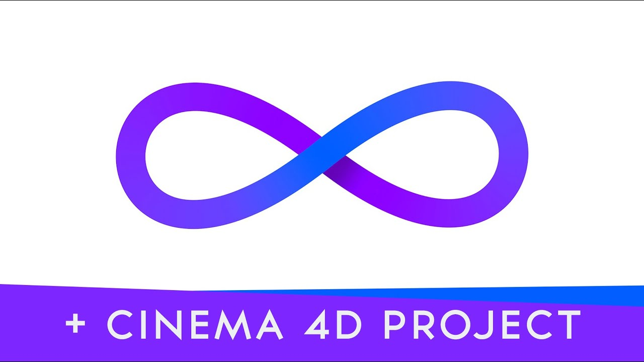Make A Perfect Infinity Symbol For 30 Sec In Cinema 4d Project File