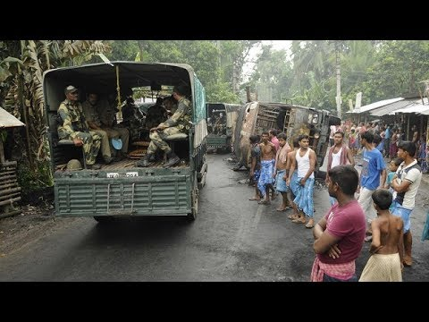 Image result for images riots in baduria