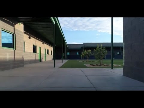Gilbert Christian Schools After Drone Footage