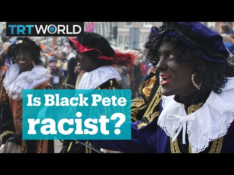 Why is this Dutch tradition celebrated with blackface? Mp3