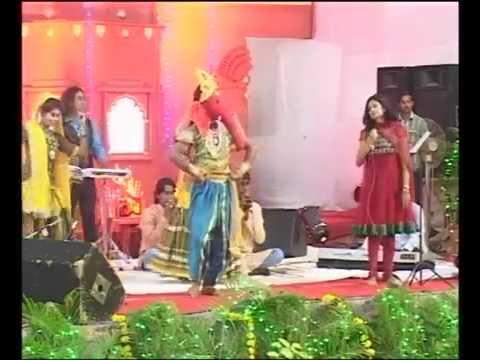Mahara Kirtan Mein Ras Lalbaugcha Raja BY KSHAMA SAAD BHAJAN { कु. क्षमा साद } 09302138891