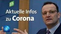 Neueste Informationen zum Coronavirus in Deutschland