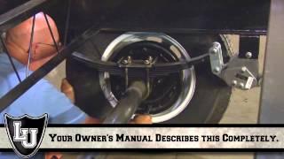 LCI - Self Adjusting Trailer Brakes