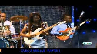 FEMME IVOIRIENNE ABETI SOLO   Zaiko Langa Langa live   Abidjan