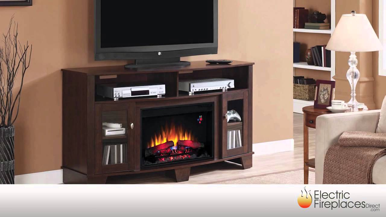 Electric Fireplaces Direct TV and Media Consoles - Shorts ...