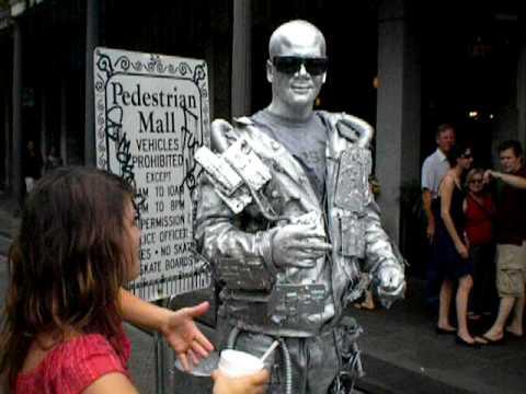 robot kyum meets robo-tron