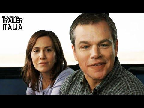 Downsizing - Vivere alla grande   Trailer Italiano del film con Matt Damon