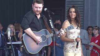 chris young and tristan mcintosh when you say nothing at all 6 8 16