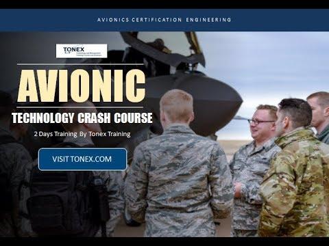 Improve Avionics Engineering Skill With Avionics Technology Crash Course : Tonex Training