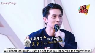 [Eng Sub] 160401 音悦大来宾 Interview - Xu Weizhou