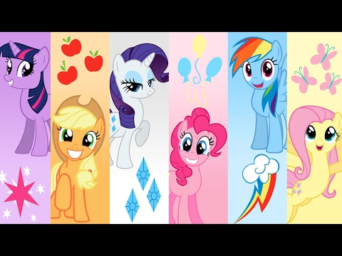My Little Pony Friendship Celebration Explore Equestria Walkthrough #2 (iPad App)