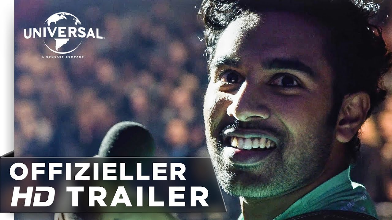Yesterday - Trailer deutsch/german HD
