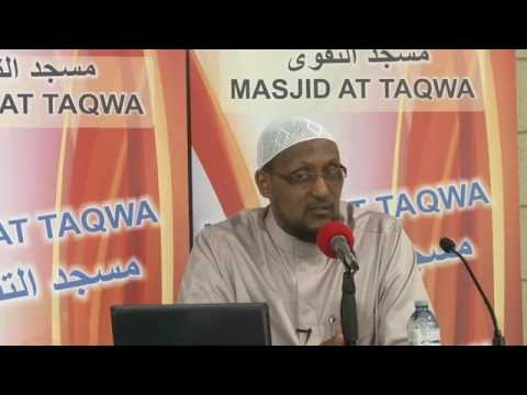 (oromo muslim) Sheik Yusuf Nure conference Masjid At Taqwa  May , 2015