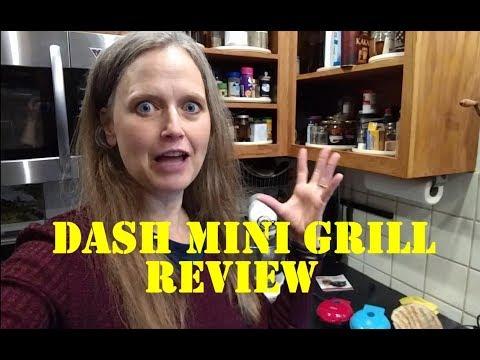 Dash Mini Maker Grill Review  | Life In The Upper Peninsula Of Michigan