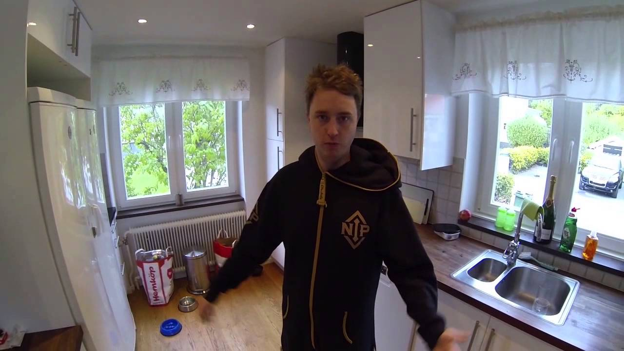Tour of NiP Gaming House  YouTube