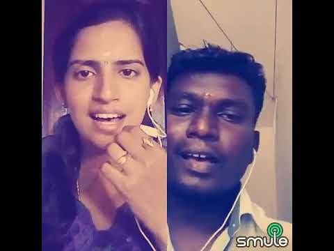 Hariharan   Chitra   Thodu Thodu Enave   Short on Sing! Karaoke by deepa vish and selva