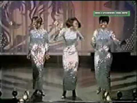 Sammy Davis Hosts Hollywood Palace with The Supremes & Raquel Welch (3 of 6)