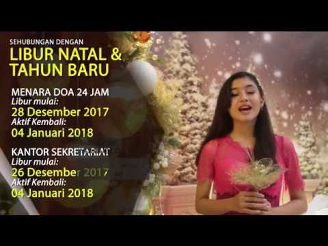 Ibadah GBI HOS Medan Plaza 17 Desember 2017