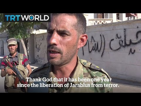Strait Talk: Interview with Free Syrian Army commander