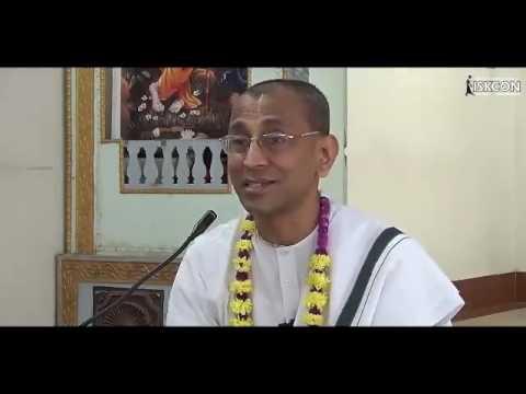 Lecture by HG Chanchalapati Dasa (SB 3.15.46)
