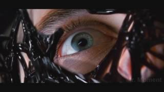 Человек паук в чёрном костюме симбиоте  Full HD 1080p 60 FPS