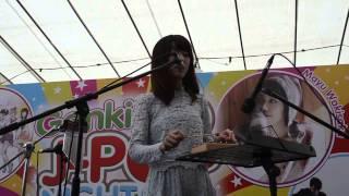 moumoon performing Moonlight at Genki! J-Pop event.