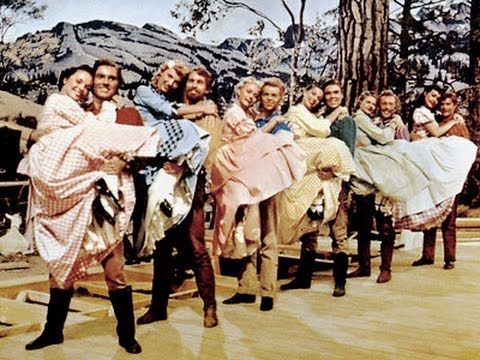 John Landis on Seven Brides For Seven Brothers