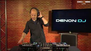 54. Sonicaworks Live - Abel The Kid nos hace una demostración de Denon DJ